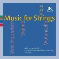 Music for Strings - Rihm/Shchedrin/Tüür/Salonen/Brass/Staud