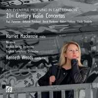 21st Century Violin Concertos
