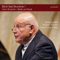 Böck is reading Bruckner Vol. I