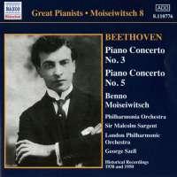 Beethoven: Piano Concertos Nos 3 & 5