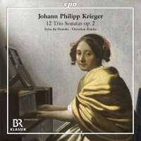 Krieger: 12 Trio Sonatas op. 2