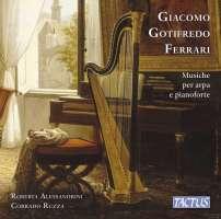 Ferrari: Music for Harp and Piano