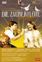 Mozart: Die zauberflote ( wersja dla dzieci )