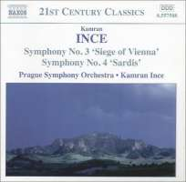 INCE: Symphonies 4 & 5