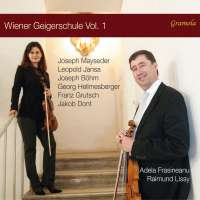 Viennese Violin School Vol. I