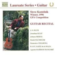 GUITAR RECITAL - STEVE KOSTELINI