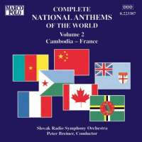 NATIONAL ANTHEMS vol. 2 - Cambodia, France