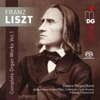 Liszt: Organ Works Vol. 1