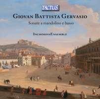 Gervasio: Sonatas for Mandolino