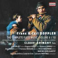 Doppler: Flute Music Vol. 6 / 10