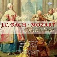 J.C. Bach & Mozart: Concert Arias
