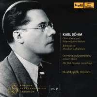 Karl Böhm - Edition Staatskapelle Dresden Vol. 43