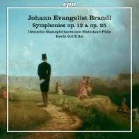 Brandl: Symphonies op. 12 & op. 25