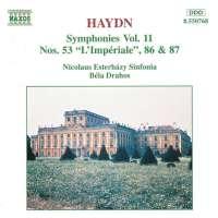 HAYDN: Symphonies 53, 87, 86