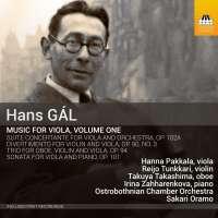 Gal: Music for Viola Vol. 1
