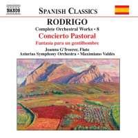 RODRIGO: Orchestral Works Vol. 8