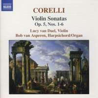 Corelli: Violin Sonatas Op. 5, Nos. 1-6