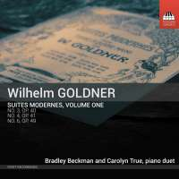 Goldner: Suites modernes Vol. 1
