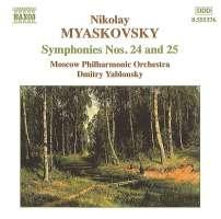 MYASKOVSKY: Symphonies 24 and 25