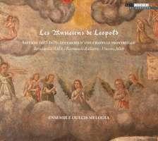 Les Musiciens de Leopold - Saverne 1607-1625