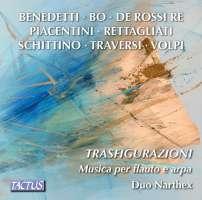 Trasfigurazioni - Music for flute and harp