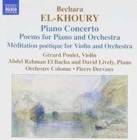 EL-KHOURY: Piano Concerto; Poems Nos. 1 and 2, Meditation poetique