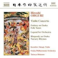 OHGURI: Violin Concerto