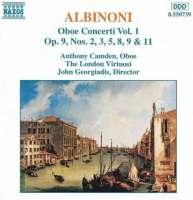 Albinioni: Oboe Concertos, Vol. 1