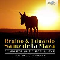 Sainz de la Maza: Complete Music for Guitar
