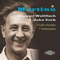 Martinů: Three Cello Sonatas