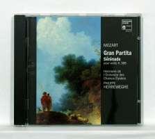 """Mozart: Serenade """" Gran Partita"""""""