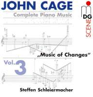 Cage: Complete Piano Music vol. 3