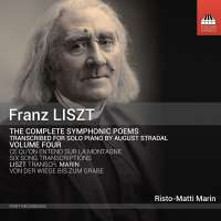 Liszt: Complete Symphonic Poems transcribed for solo piano Vol. 4