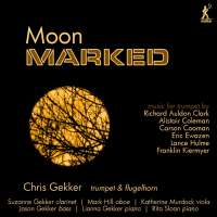 Moon Marked - music for trumpet