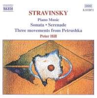 STRAVINSKY: Piano Music