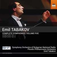 Tabakov: Complete Symphonies Vol. 5
