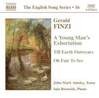 FINZI: English song vol. 16