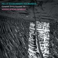 Gudmundsen-Holmgreen: Complete String Quartets vol. 1