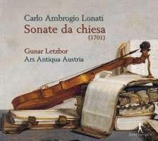 Lonati: Sonate da chiesa (1701)