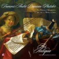 Philidor: Six Parisian Quartets, L'art de la modulation