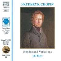 CHOPIN: Piano Music - Rondos and Variations