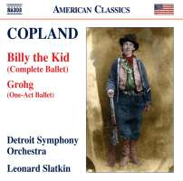 Copland: Billy The Kid