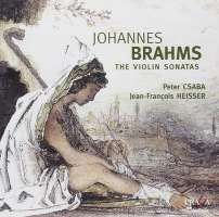 Brahms: The Violin Sonatas