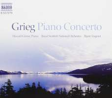 GRIEG: Orchestral Music, Vol. 1 - Piano Concerto, Op. 16; Symphonic Dances, In Autumn
