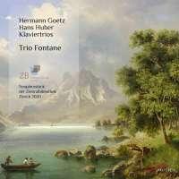 Goetz & Huber: Klaviertrios