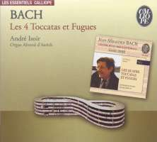 Bach: Les 4 Toccatas et Fugues
