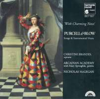 Purcell; Blow: With Charming Notes - Songs & Instrumental Music