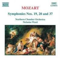 Mozart: Symphonies 19, 20 & 37