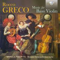 Greco: Music for Bass Violin