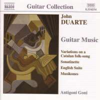 DUARTE: Guitar Music